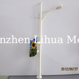 plastic street lamp-1:200model scale miniature lamp architectural model materials