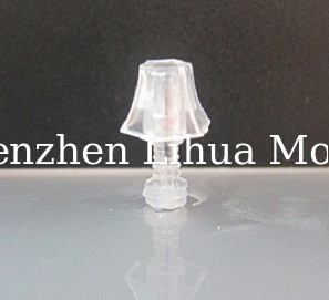 1:25 table lamp post,model scale miniature lamp post,amini desk lamps,fake lamps,scale lights