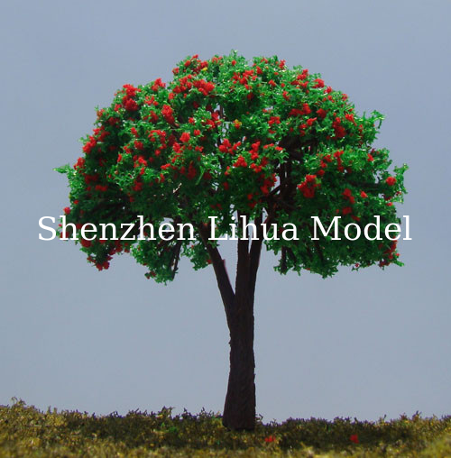 flower trees,model trees,artifical trees, mode materials,fake trees,model accessories