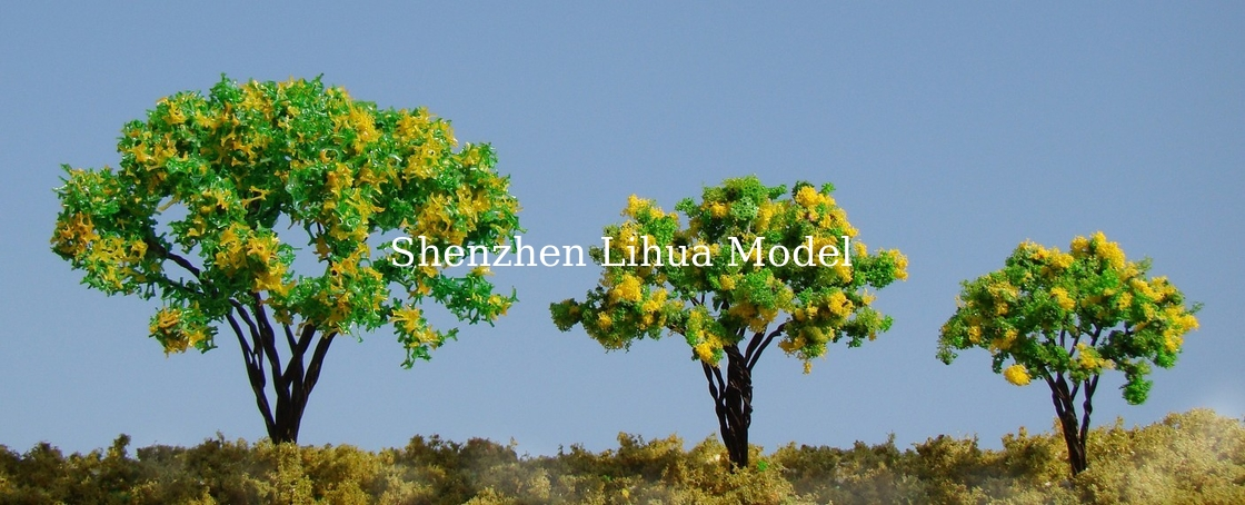 LH31 flower tree,model trees,miniature artifical trees ,mode materials,model stuff