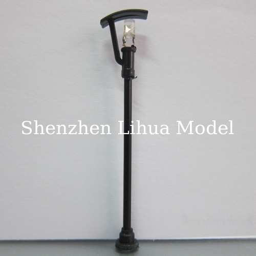 model lamps,plastic yard lamp,1:150scale lamp post,architectural model lamp model materials,plastic yard lamp