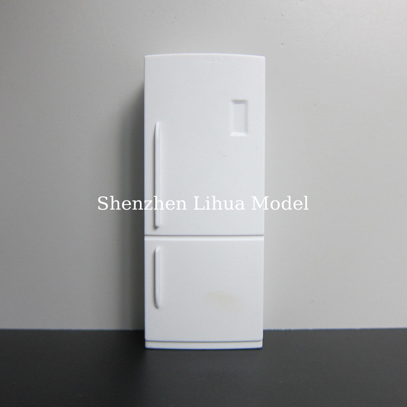 model fridge-model furnitures,architectural model materials,1/25,scale model fridge