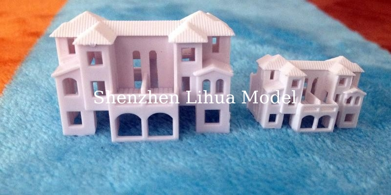 1:500 model villa-model praetorium, architectural model, model quinta,ABS landscapes