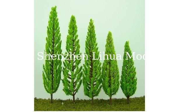 1:100 plastic scenery tree,model trees, miniature artifical trees,mode materials,fake trees