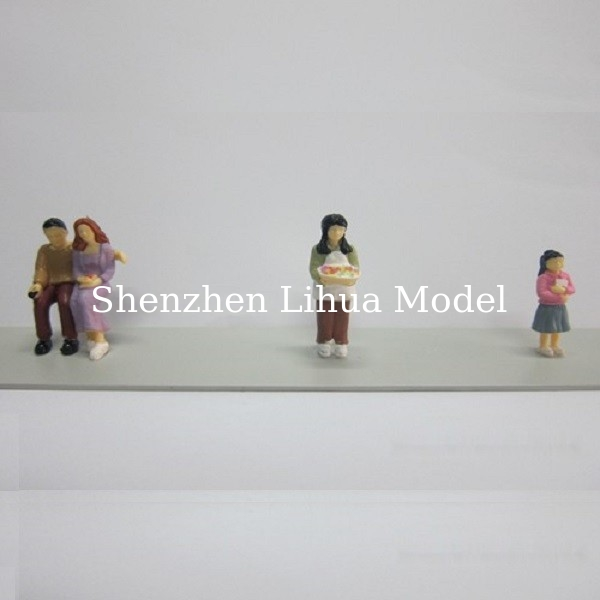 1:30 indoor color figure-model figures indoor color figures scale figures,ABS figures,1:30 figures