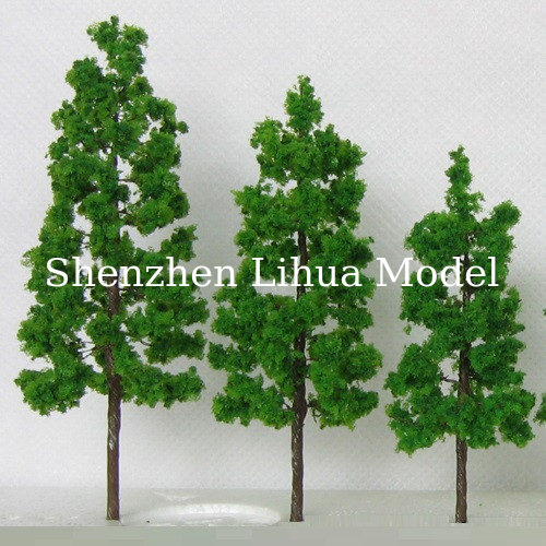 1:150model wire tree,model tree 1:300,miniature artificial trees,fake trees,scale trees ,mini landscape tree