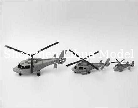 ABS model copter, model scale sculptures,plastic mini copter,model helicopter,miniature planes,model stuffs