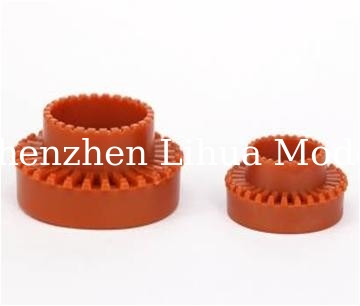 1:100 ABS plastic scale round flower bed-model scale sculpture,plastic flower bed,model stuffs