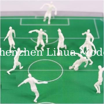 model white player figure-1:50 model white figures,football player figures,architectural model figures,ABS player people