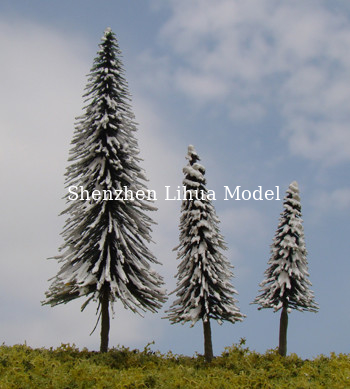 China snow pine tree,model trees,miniature artificial tree mode materials,fake trees,model stuffs factory
