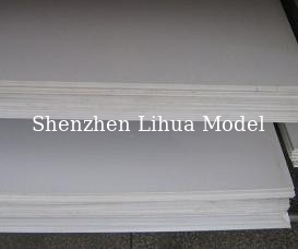 China 0.3mm ABS Sheets,model material,architectural model materials,ABS plastic sheet, model stuffs distributor