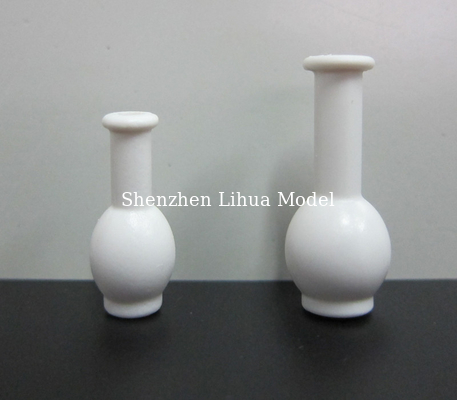China scale abs plastic  1:20 flower vase---model scale sculpture,architectural model materials,model stuffs factory