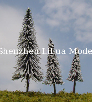 snow pine tree,model trees,miniature artificial tree mode materials,fake trees,model stuffs