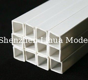 10mmABS square tube,model materials,architectural model accessories,model stuff,model materials